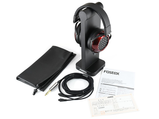 Fostex TH-909 Premium Headphones with Stand