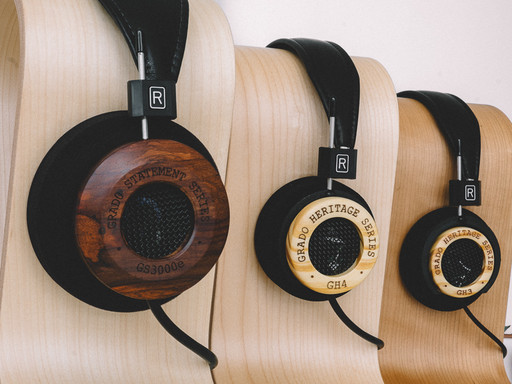 Grado GS3000e Statement Series Headphones