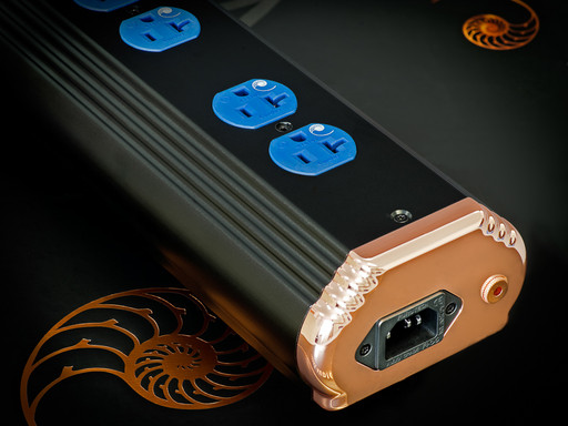 Cardas Nautilus Power Strip