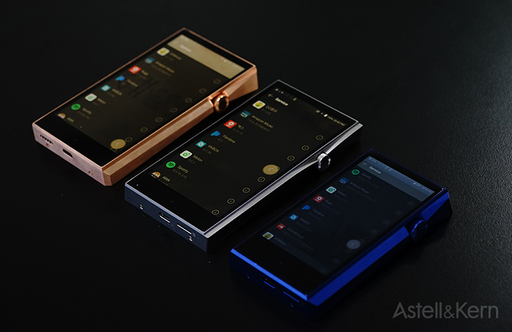 Astell&Kern Players Support Android Based (APK) Streaming