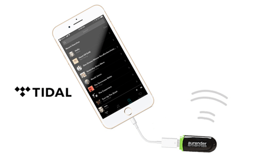 Streaming Music on Your Aurender Devices