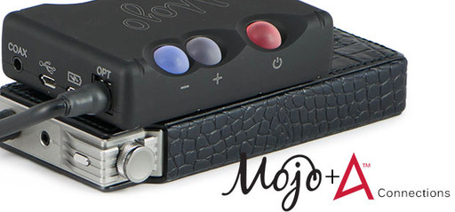 Chord Mojo Connections to Astell & Kern Players