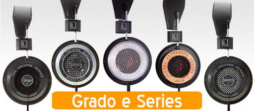 """Grado Headphones Upgrade to """"e"""" Series"""