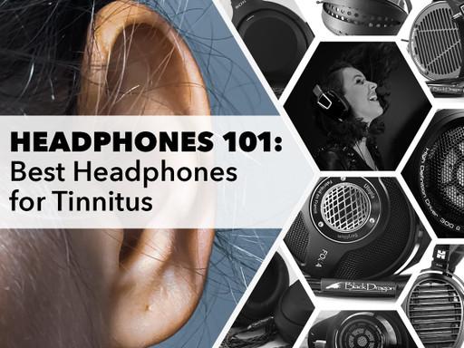 Best Headphones for Tinnitus
