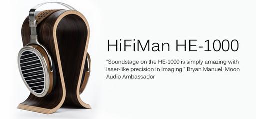 HiFiMan HE-1000 Headphones Review