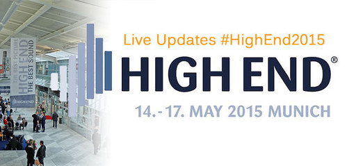 Munich #HighEnd2015 Show Update
