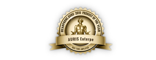 Auris Euterpe - 2019 DAC/Tube Amp Product of the Year