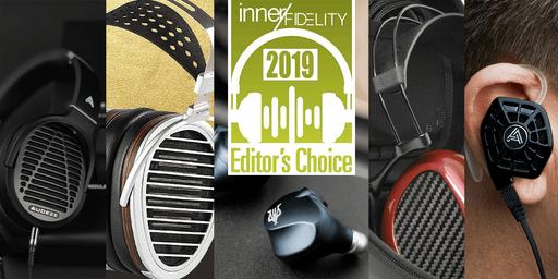 InnerFidelity 2019 Editor's Choice Awards