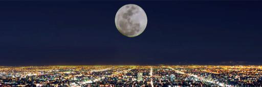 Moon Over LAAS 2017
