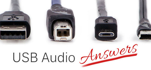 USB Audio Answers