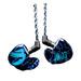 JH Audio JH13 V2 Pro Custom In-Ear Monitor in Blue Ribbon