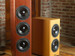 Bryston Mini T Subwoofer in Boston Cherry and Natural Cherry