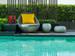 Aurender S5W wireless speaker by the pool
