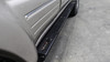 LAND CRUISER SERIES 80 1990 - 1997 Steps Double Cab  AC-130
