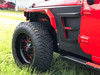 FRONT AND REAR FENDERS SET VPR-FFJ RFJ-01-JK