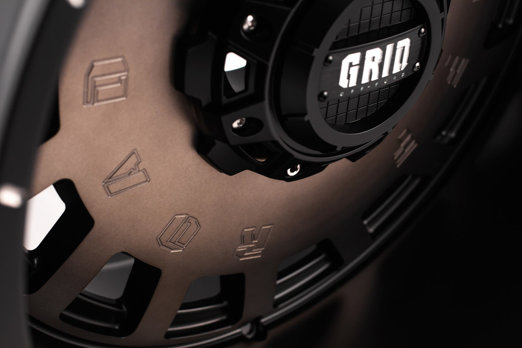 GD3 Matte Bronze Black