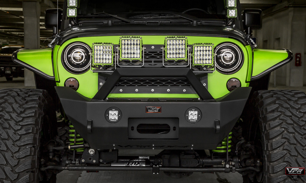 JK/JKU 2007 - 2018  Series MP VPR-137-S