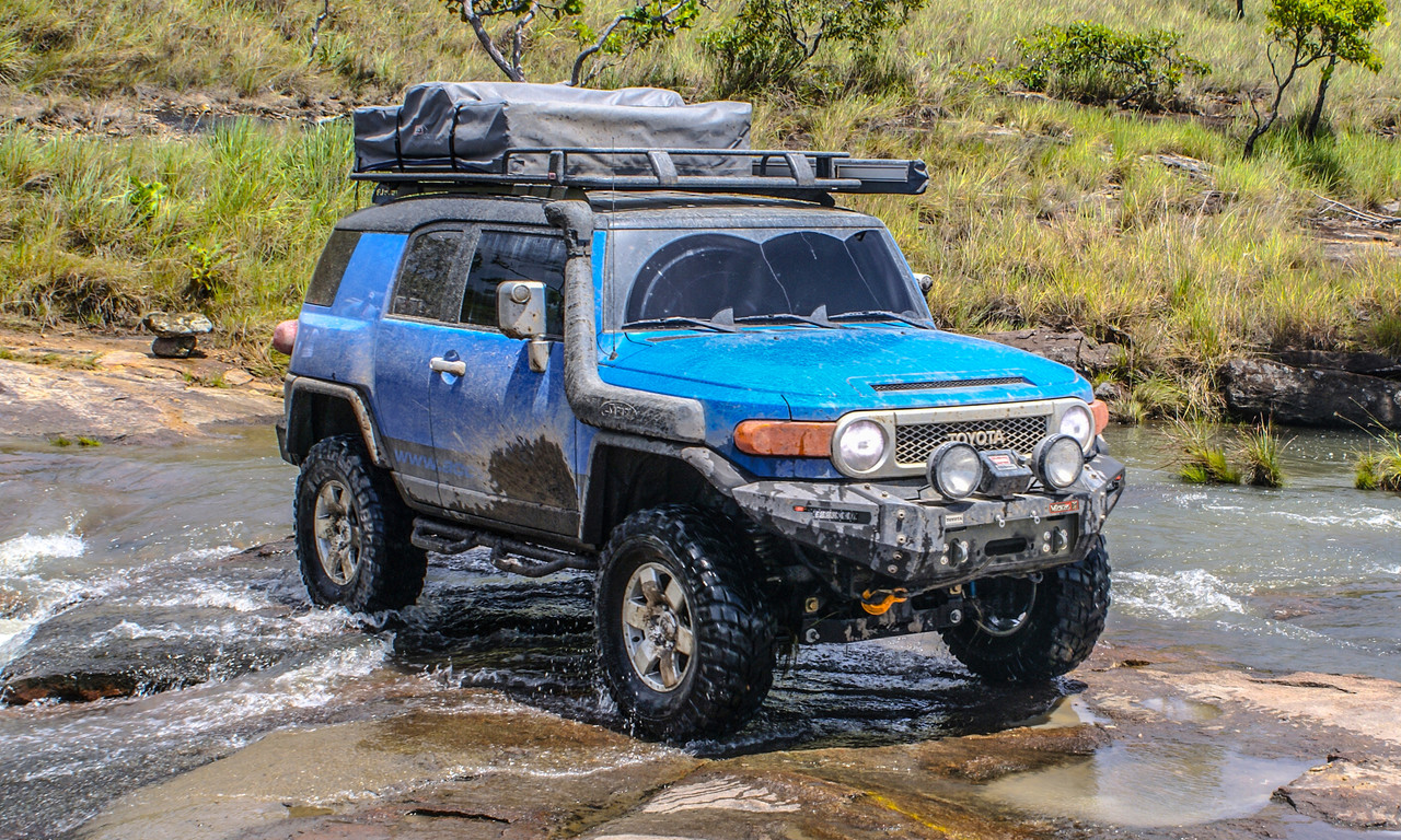 FJ CRUISER 07-CURRENT   Front Bumper ultima PD-051-SP6