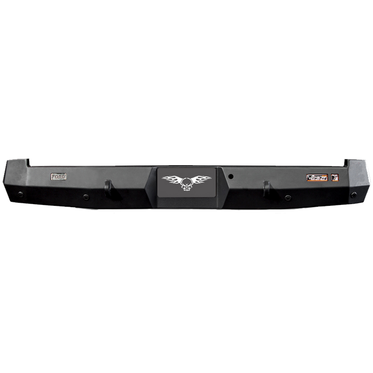 Rear Bumper Ford Super Duty F250/F350 17-UP PT-049-BH