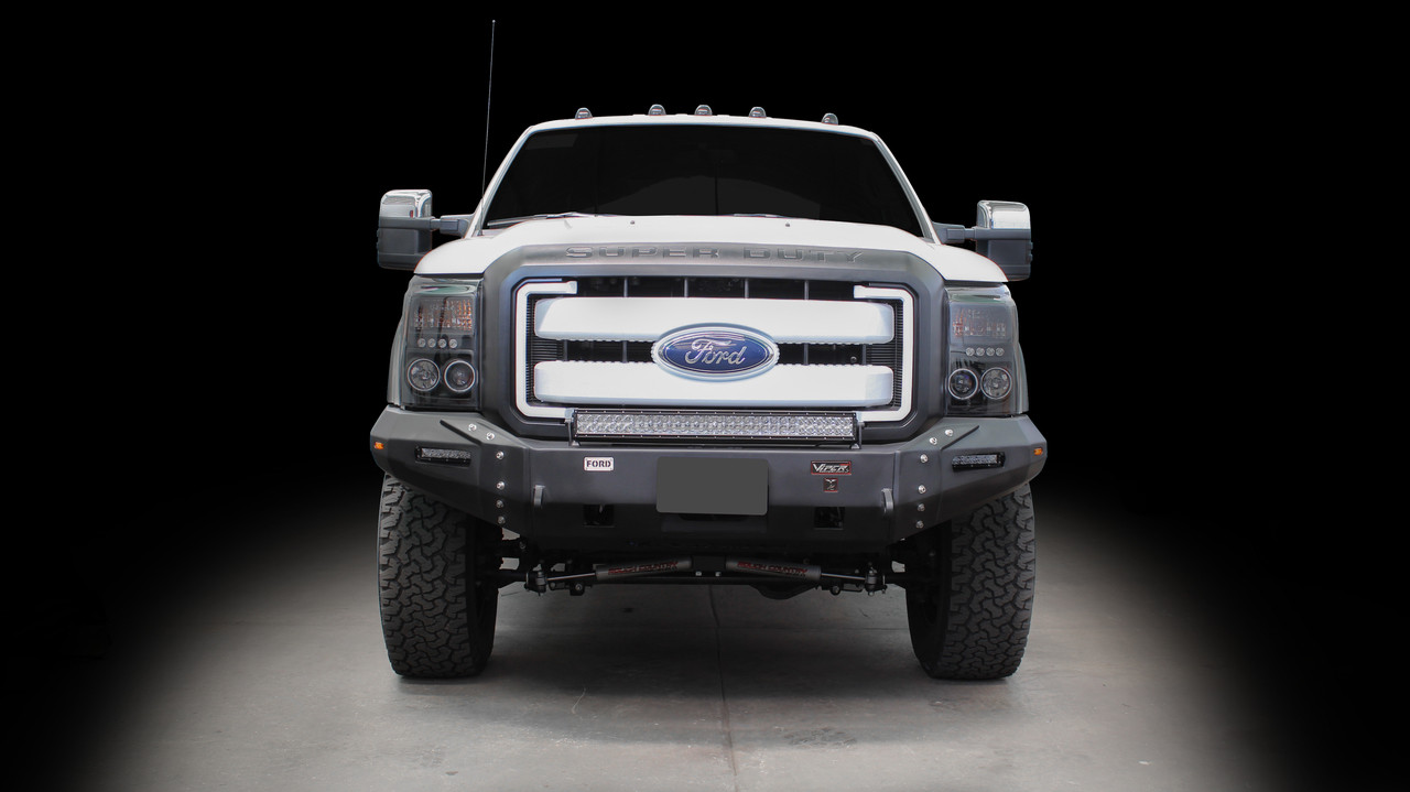 SUPER DUTY F250/F350 2011-2016 FRONT BUMPER PD-116-TD-SP6
