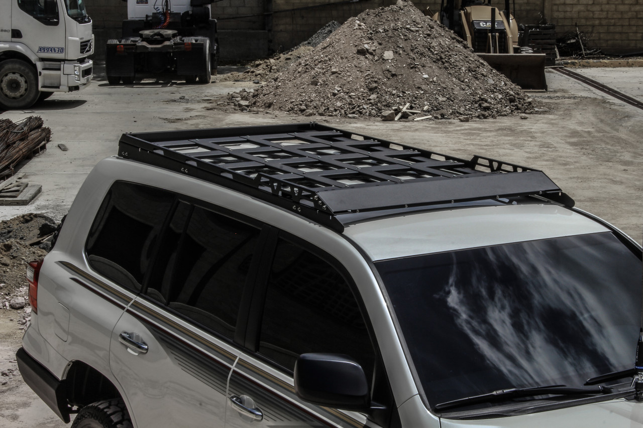 LAND CRUISER SERIES 200 2016-CURRENT  ROOF RACK P-028