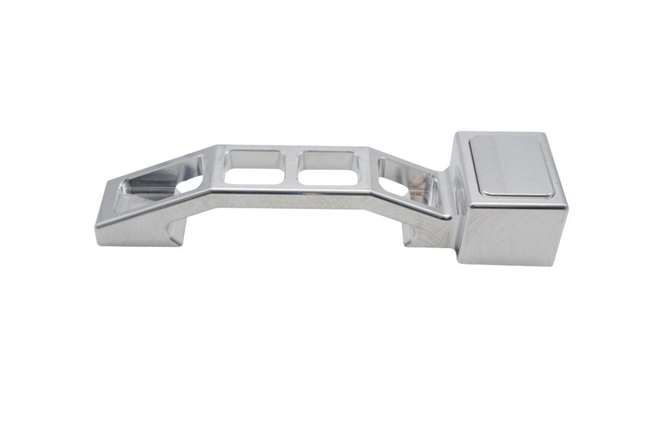 ROYAL HOOKS - JEEP WRANGLER JK DOOR HANDLE - SILVER