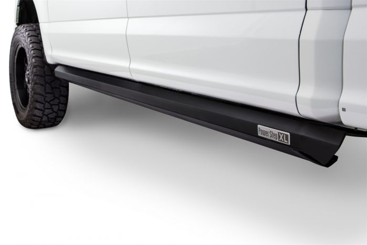 AMP RESEARCH 77148-01A POWERSTEP XL ELECTRIC RUNNING BOARDS PLUG N' PLAY SYSTEM FOR 2013-2017 RAM 2500/3500 WITH MEGA CAB