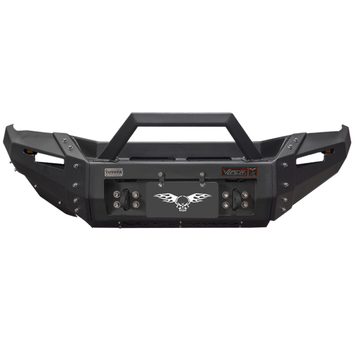 HILUX 2016 - CURRENT  FRONT ULTIMA BUMPER PD-164-SP6