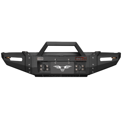SERIES 79 PICK UP DOUBLE CAB 07-CURRENT  FRONT ULTIMA BUMPER PD-151-SP6