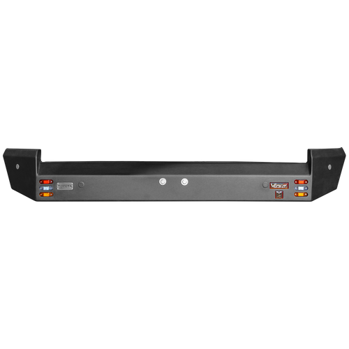 LAND CRUISER SERIES 70 2007- CURRENT  REAR BUMPER PT-037