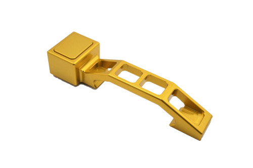 ROYAL HOOKS - JEEP WRANGLER JK DOOR HANDLE - GOLD