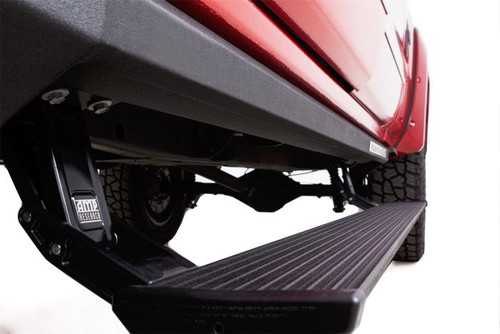 AMP RESEARCH 77138-01A POWERSTEP XL ELECTRIC RUNNING BOARDS PLUG N' PLAY SYSTEM FOR 2013-2015 RAM 1500, 2013-2017 RAM 2500/3500 WITH CREW CAB