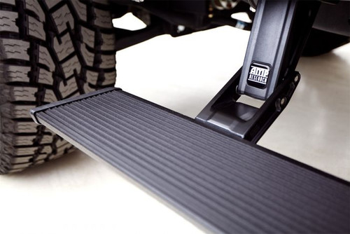 AMP RESEARCH 78240-01A POWERSTEP XTREME ELECTRIC RUNNING BOARDS PLUG N' PLAY SYSTEM FOR 2019 RAM 1500 CREW CAB