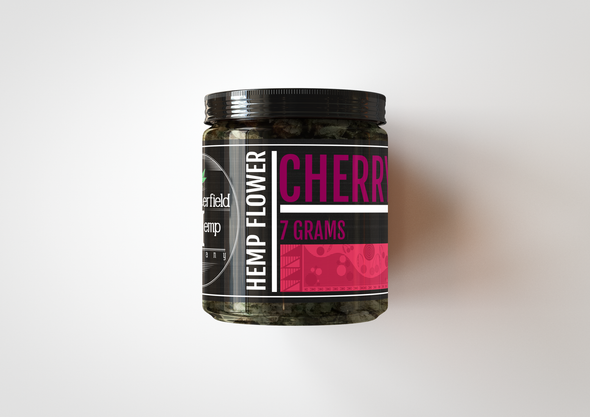 Chesterfield Hemp Co Cherry Wine 7 Grams 12.40% CBD