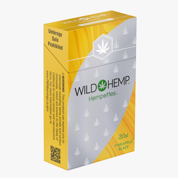 Wild Hemp Pineapple Blaze