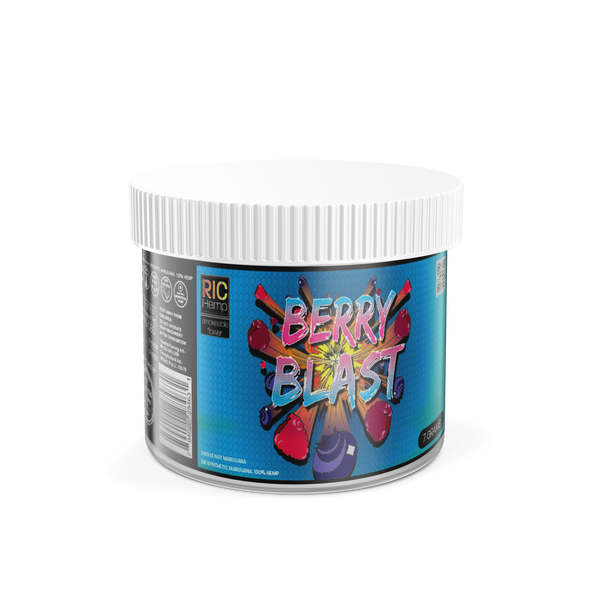 RIC Hemp Berry Blast 7 grams 15.71% CBD