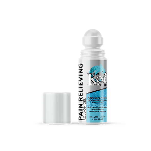 Koi CBD Pain Relieving Roll On 89ml 500mg