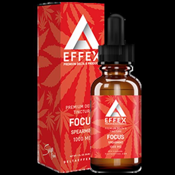 FOCUS premium Delta-8 tincture