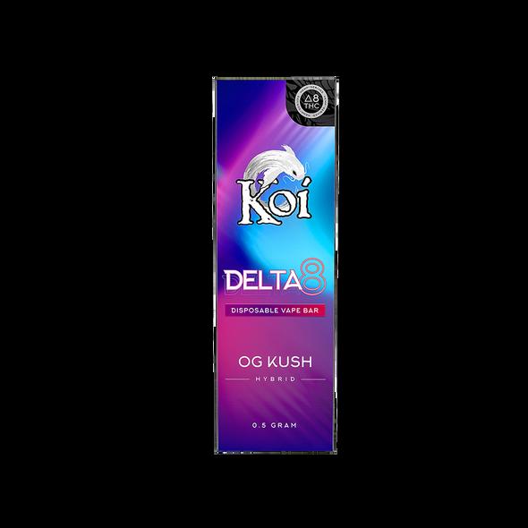 OG Kush D8 disposable bar 500 mg / 0.5 g