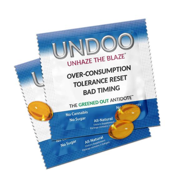 UNDOO softgels - 12 Packs