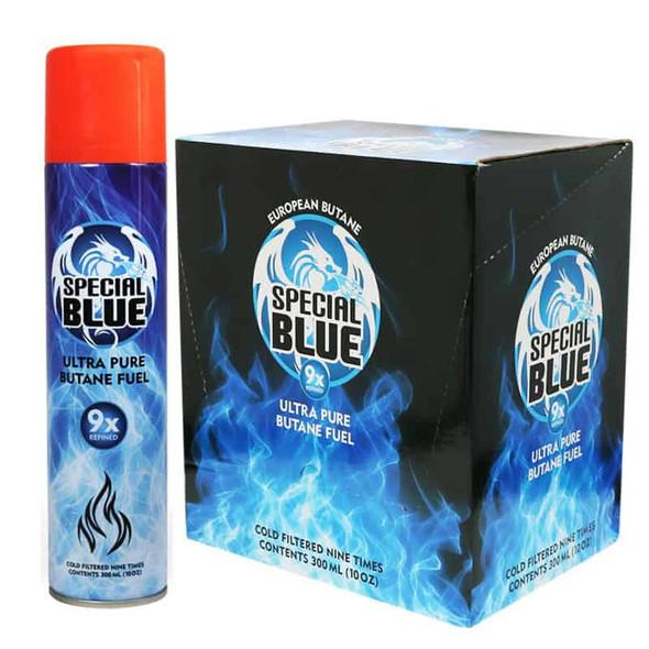 Butane Special Blue 9x 10oz (Case of 12)