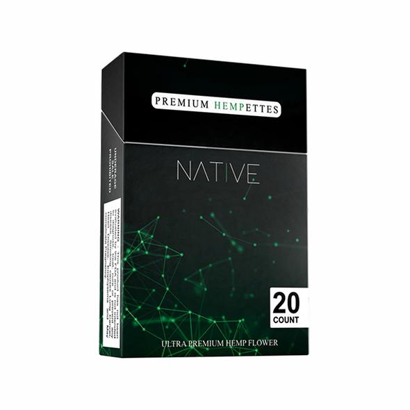 Native Hemp - Premium Hempettes