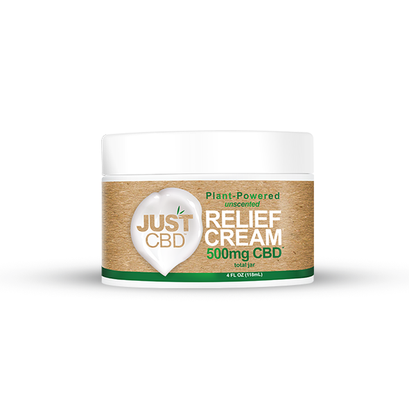 Just CBD Relief Cream - 500mg