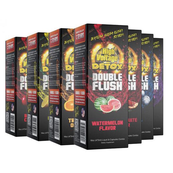 Double Flush High Voltage Detox