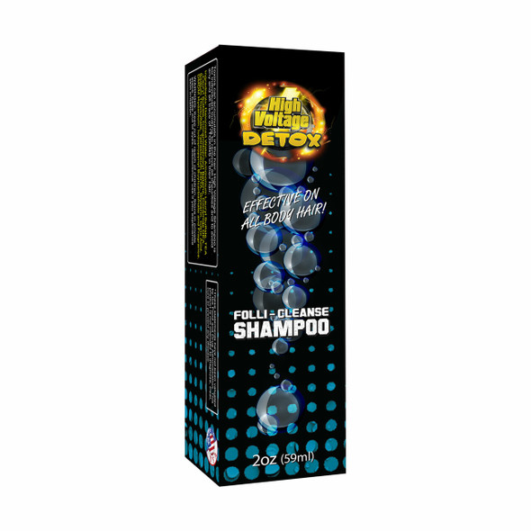Folli-Cleanse Shampoo High Voltage Detox