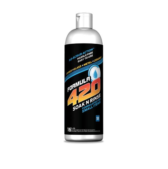 Formula 420 S1 Soak N Rinse Glass Cleaner 16fl. oz.