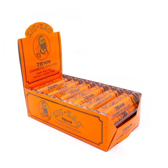 Zig Zag - Cigarette Roller Carton 78MM - 12 Rollers