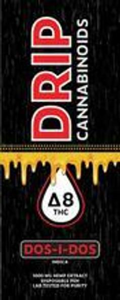 Drip Cannabinoids 1 Gram Disposable 1000mg