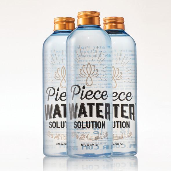 Piece Water Solution 12FL Oz