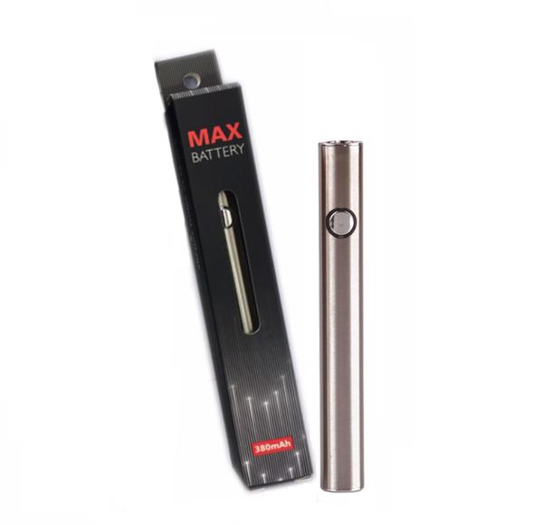 Amigo Liberty MAX 380mAh Variable Voltage Preheat Batteries USB 510